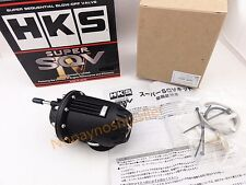 NEW HKS UNIVERSAL SSQV IV BOV 4 BLACK EDITION SQV BLOW OFF VALVE
