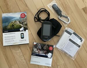 Garmin Oregon 600 GPS-Fahrradcomputer Wandern Geocaching Outdoor-Gerät + Karten