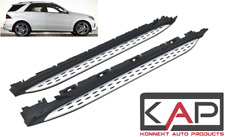 OE Style Side Steps Running Boards For Mercedes  M Class ML W166 2012+