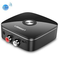Ugreen Wireless Bluetooth Receiver 2RCA 3.5mm Jack Aux Audio Receiver Adapter