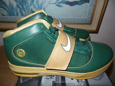 Nike Air Zoom LeBron Solider 4 IV Four James SVSM road PE Sample sz 11 DS NEW