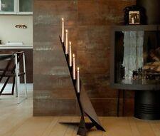 Kerzenständer / Kerzenleuchter FUTURA in kupfer-antik von SvenskaV NEU/OVP