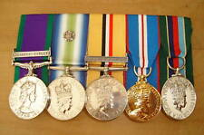 Medal Mounting Full & Miniature Size Medals