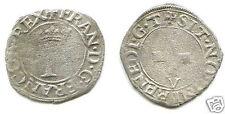 FRANCOIS Ier (1515-1547) LIARD A L'F ATELIER DE TURIN RARE !!!!