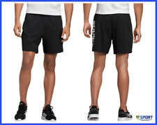 BERMUDA da UOMO ADIDAS Essentials Pantaloncini Corti shorts Sportivo Nero S M L