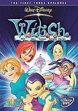 W.I.T.C.H. - Series 1, Volume 1 (DVD) . FREE UK P+P ............................