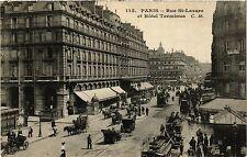 CPA Paris 8e, Paris - Rue St-Lazare (362817)