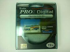 Genuine Kenko PRO1 Digital 72mm Protector Filter