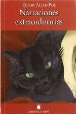 Biblioteca Teide 006 - Narraciones extraordinarias -E. A. Poe-