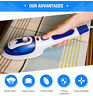 Portable 800W Steam Iron Handheld Steamer Fabric Laundry Clothes for Home Travel