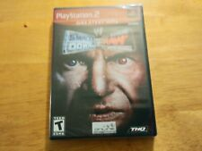NEW WWE Smack Down Vs. Raw Greatest Hits Playstation 2 Game FACTORY SEALED PS2