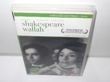 shakespeare wallah - james ivory -  dvd