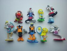 LOONEY TUNES OLYMPIC GAMES KINDER SURPRISE FIGURES SET FIGURINES COLLECTIBLES