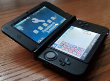 Nintendo 3DS XL Handheld Console - Red. Very good condition + charger & earbuds