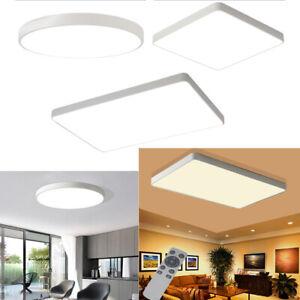 36W-72W LED Deckenleuchte Badleuchte Deckenlampe Wohnzimmer Küche Leuchtmittel