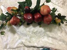 Home Interior  Sonoma Villa Fruit Swag For Pictures