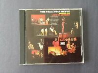 CD THE STAX / VOLT REVUE volume one - LIVE IN LONDON 1967 ReMasters