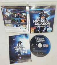 Michael Jackson: The Experience PS3 Very Good Condition PlayStation 3 FAST POST