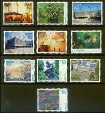 C2321 Japanese Stamp 2017 World Heritage Episode 10 Western Art Museum used