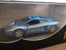 1:43 2003 Lamborghini Gallardo Polizia Ixo