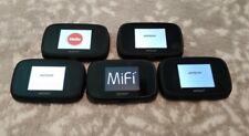 (LOT OF 5) Verizon Novatel Mifi 7730L High Speed Wireless Mobile Hotspot Jetpack