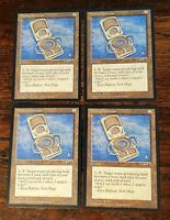 4x Mystic Compass x4 MTG Ice Age NM/M Unplayed Playset MTG + Fast/Free Ship!