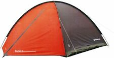 GO Outdoor 4 Person Tent Bondi 4 Waterproof Heavy Duty for Camping Hiking