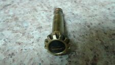 Harmony Rocket Bobkat Tuner Shaft & Gear Waverly also Silvertone Airline Stella