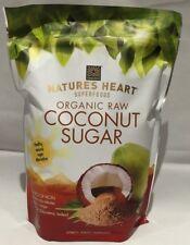 Organic Raw Natural Coconut Sugar 1 Kg, Terrafertil- Nature's Heart