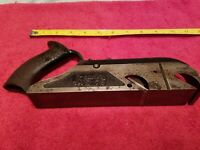 Antique Stanley No 78 Rabbet Wood Plane Woodworking Hand Tools US PAT 6-7-10