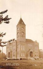 DEXTER, MISSOURI ~ HIGH SCHOOL, REAL PHOTO PC ~ c. 1910-20