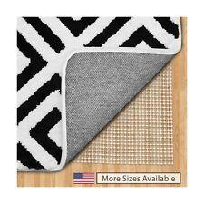 Gorilla Grip Original Area Rug Gripper Pad (2.5x9), Made In USA Hard Floors, ...