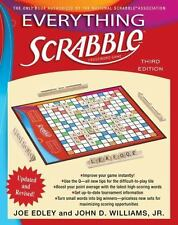 Everything Scrabble by John D., Jr. Williams and Joe Edley (2009, Paperback),