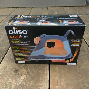 Oliso TG1250 Pro 1800W Smart Iron with LiTouch Technology Smart Iron