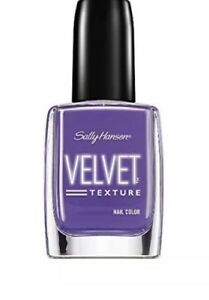 10 Pack Sally Hansen Velvet Texture Nail Color 640 Velour 0.4 Oz