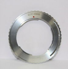 Brand NEW Mount adapter For Contax/Yoshica C/Y lens to Canon EOS