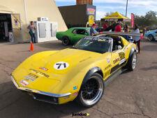 """Chevrolet Corvette C3 Fender Flares JDM wide body kit Stingray 2.75"""" + 3.5"""" set"""