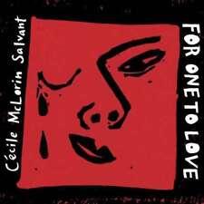 Mclorin Salvant Cecile - pour un to Love NOUVEAU CD