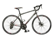 Biciclette grigie in alluminio per uomo