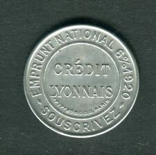 Variété Timbre monnaie France crédit Lyonnais avec semeuse N° 138