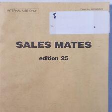 KOMATSU Sales Mate Edition 25 HESM0025
