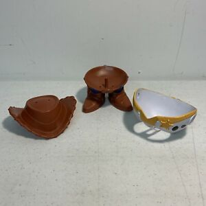 Mr. Potato Head Disney Toy Story Woody Replacement Parts Boots Hat Shirt