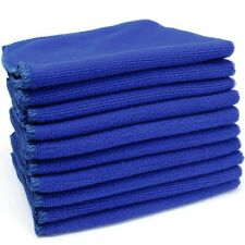 10Pcs Car Cleaning Washing Drying Extra Towel Natural Leather Cloth Pack Supply