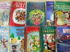 Lot of 10 Christmas Little Golden Books UNSORTED Mixed Titles - Free shipping
