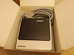 Märklin H0 Gauge 1 6002 Transformer Digital Tested Boxed