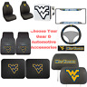 NCAA  West Virginia University Pick Your Gear Auto Accessories Official Licensed