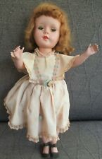 Vintage 1950's American Character Hard Plastic Sweet Sue Doll Original Clothes