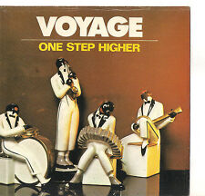 VOYAGE - ONE STEP HIGHER - NOWHERE TO HIDE -  SOLO COPERTINA - ONLY COVER -  EX+