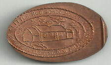 Little Red Schoolhouse Elongated Penny - Copper
