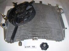 Kawasaki ZX-6R Ninja ZX600G 98-99 Wasserkühler radiator KÜHLER